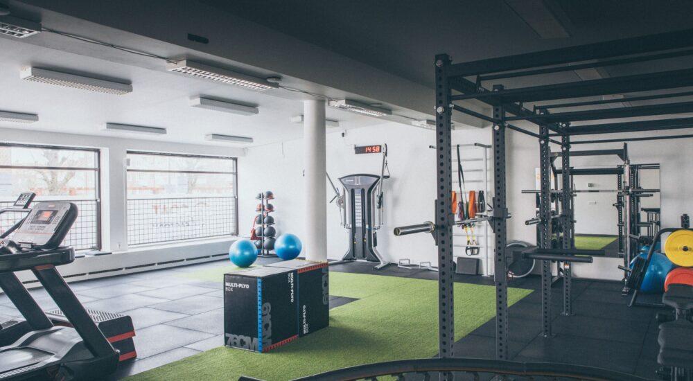 GOAT Sports Training Facility
